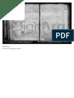 Representação digital - Baptismos - Arquivo da Universidade de Coimbra - Archeevo Ana filha de Francisco António e Isabel Francisca 1666