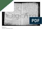 Representação digital - Baptismos - Arquivo da Universidade de Coimbra - Archeevo Ana filha de Joaquim Rodrigues e Brígida Gomes