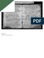 Representação digital - Baptismos - Arquivo da Universidade de Coimbra - Archeevo Ana filha de José Gonçalves Valente e Eufémia de Jesus