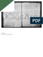 Representação digital - Baptismos - Arquivo da Universidade de Coimbra - Archeevo Ana Marques