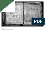 Representação digital - Baptismos - Arquivo da Universidade de Coimbra - Archeevo António filho de Agostinho Fernandes e Maria Simões 1657
