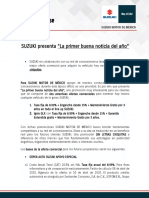 Media Release - Oferta Comercial