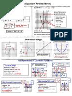 QuadraticFunctionReview
