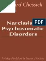 1985 narcissistic psychosomatic disorders