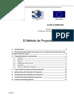 metodo proyectos