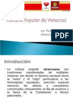 Obj. 2.3 La Cultura Popular en Veracruz