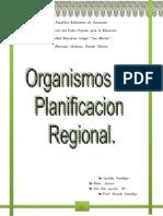143485917-ORGANISMOS-DE-PLANIFICACION-REGIONAL