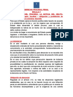 Derecho Procesal Penal Bolilla 7