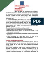 Derecho Procesal Penal Bolilla 8