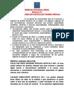 Derecho Procesal Penal Bolilla 10