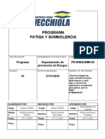 PS-SHEQ-DMH-05 Fatiga y somnolencia Rev01