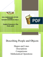 A Describing People and Objects