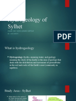 Hydrogeology of Sylhet.pptx