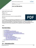GLOBALIZACION Y LEX MERCATORIA