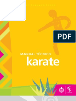 Manual Karate Pan America Nos 2011
