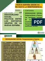 4.- Desigualdad social