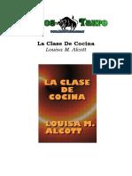 ALCOTT, Louisa M. - La Clase De Cocina.doc