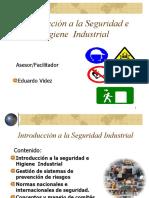 Introduccion a la Seguridad Industrial