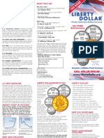 Liberty Dollar - Inflation proof currency