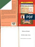 Tecnicas del Yoga Mircea Eliade.pdf