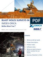 IMDEX - Blast Hole Survey in UG Mines