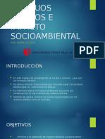 RESIDUOS SÓLIDOS E IMPACTO SOCIOAMBIENTAL