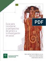Guía para incorporar la perspectiva de género a la investigación en salud_NoRestriction