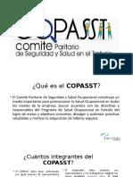 PRESENTACION DEL COPASST
