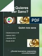 Quieres Ser Sano Powerpoint Irene Pena (1)