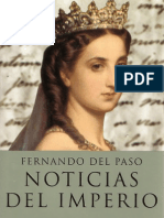 Noticias Del Imperio - Fernando Del Paso
