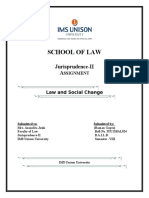 Jurisprudence Assignment