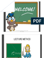 Lecture Method