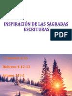 INSPIRACION DE LAS SAGRADAS ESCRITURAS.pdf