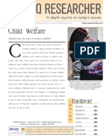 CQResearcher-ChildWelfare