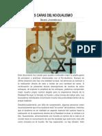 LAS CARAS DEL NO-DUALISMO.pdf