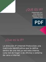 QUE ES IP