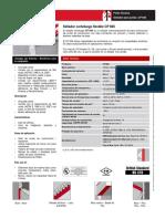 Ficha técnica CP 606
