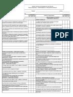 Formato Inspección Programa Mecánico Herramienta Equipos