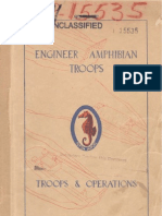 US Army Engineer Amphibian Troops Training Guide #4