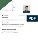 CV Roberto Santos