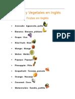 Frutas y Vegetales en Inglés.docx