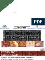 Introducción a  biotecnologia