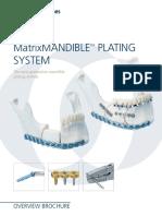 synthes MatrixMANDIBLe