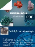 Aula 03 - Mineralogia