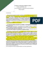REGUILLO, Rossana - Políticas de la (in)visibilidad