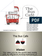 MARKETING- bus cafe