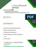 Diagnóstico CIENCIAS (preliminar)