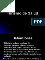 diapositivas de turismo de salud