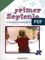 EL PRIMER SEPTENIO - Rudolf Steiner.pdf