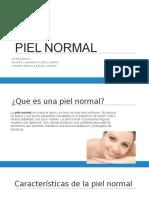 PIEL NORMAL